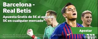 betway promocion Barcelona vs Betis 11 noviembre