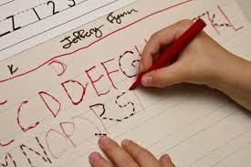 Menulis adalah kemampuan menuangkan gagasan geveducation:  Metode Menulis Permulaan