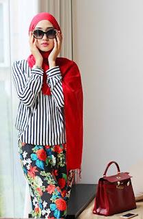 Baju Muslim Casual Dian Pelangi12