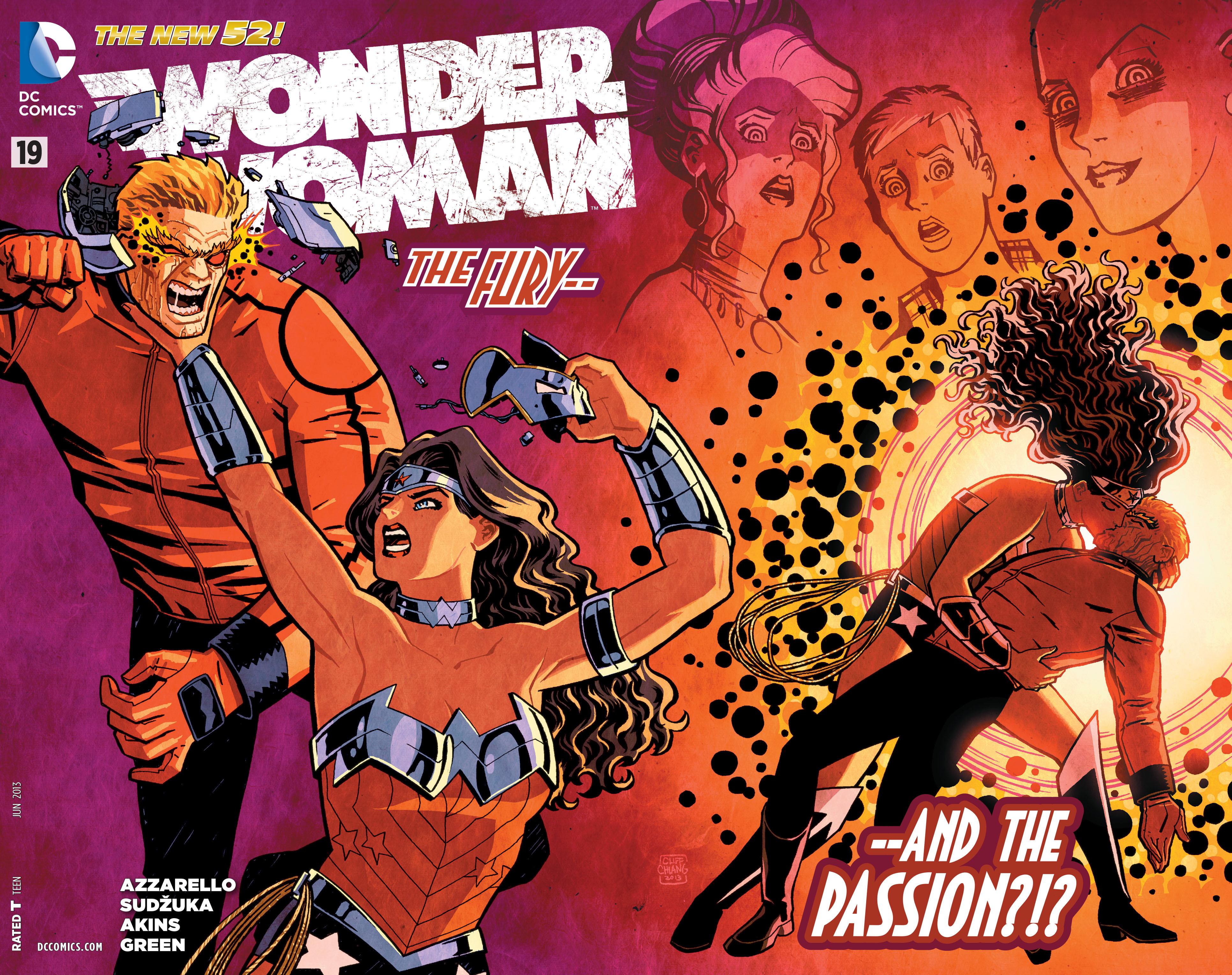 Read online Wonder Woman (2011) comic -  Issue #19 - 2