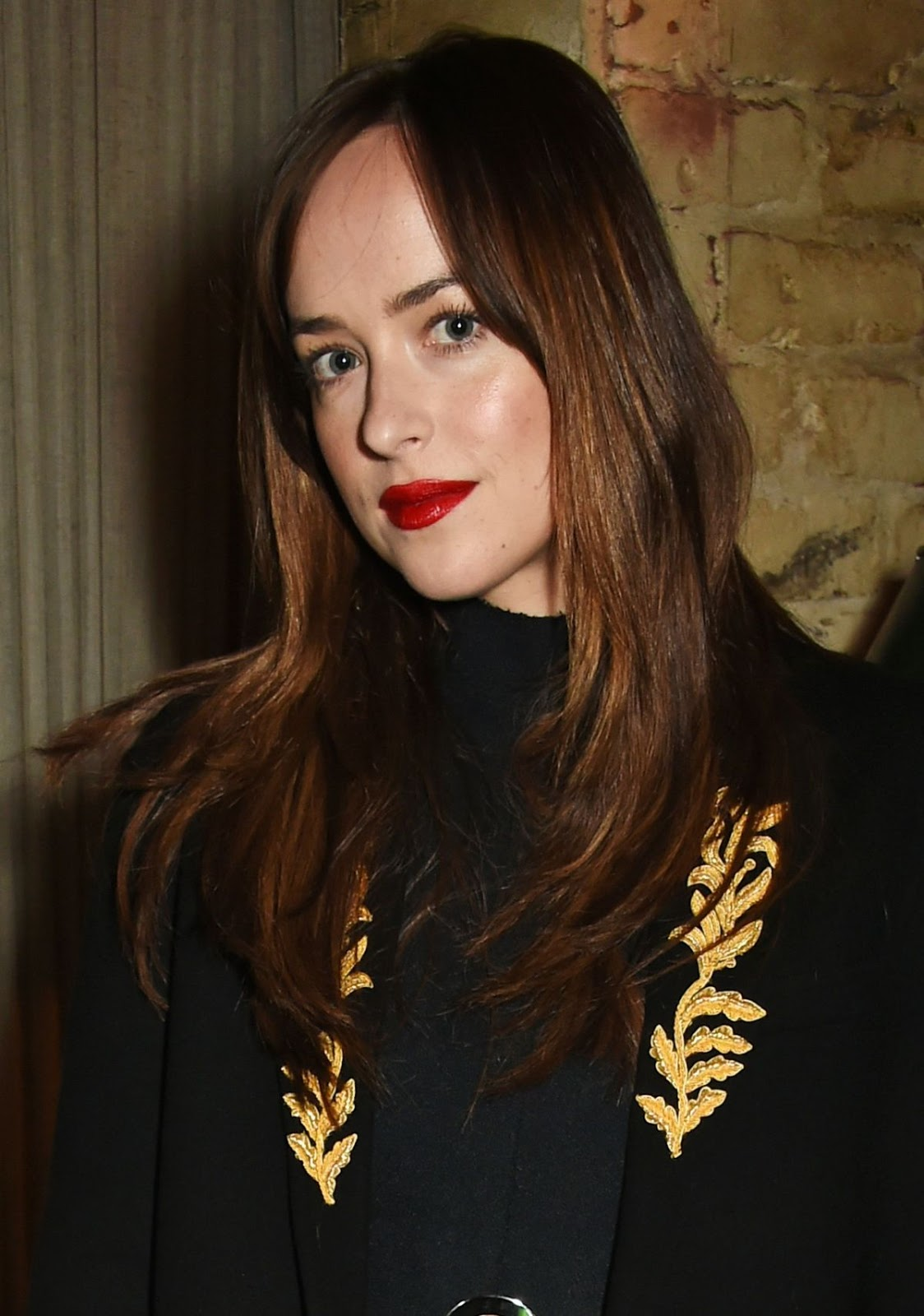 Dakota Johnson at Weinstein Grey Goose Pre-BAFTA Dinner in London