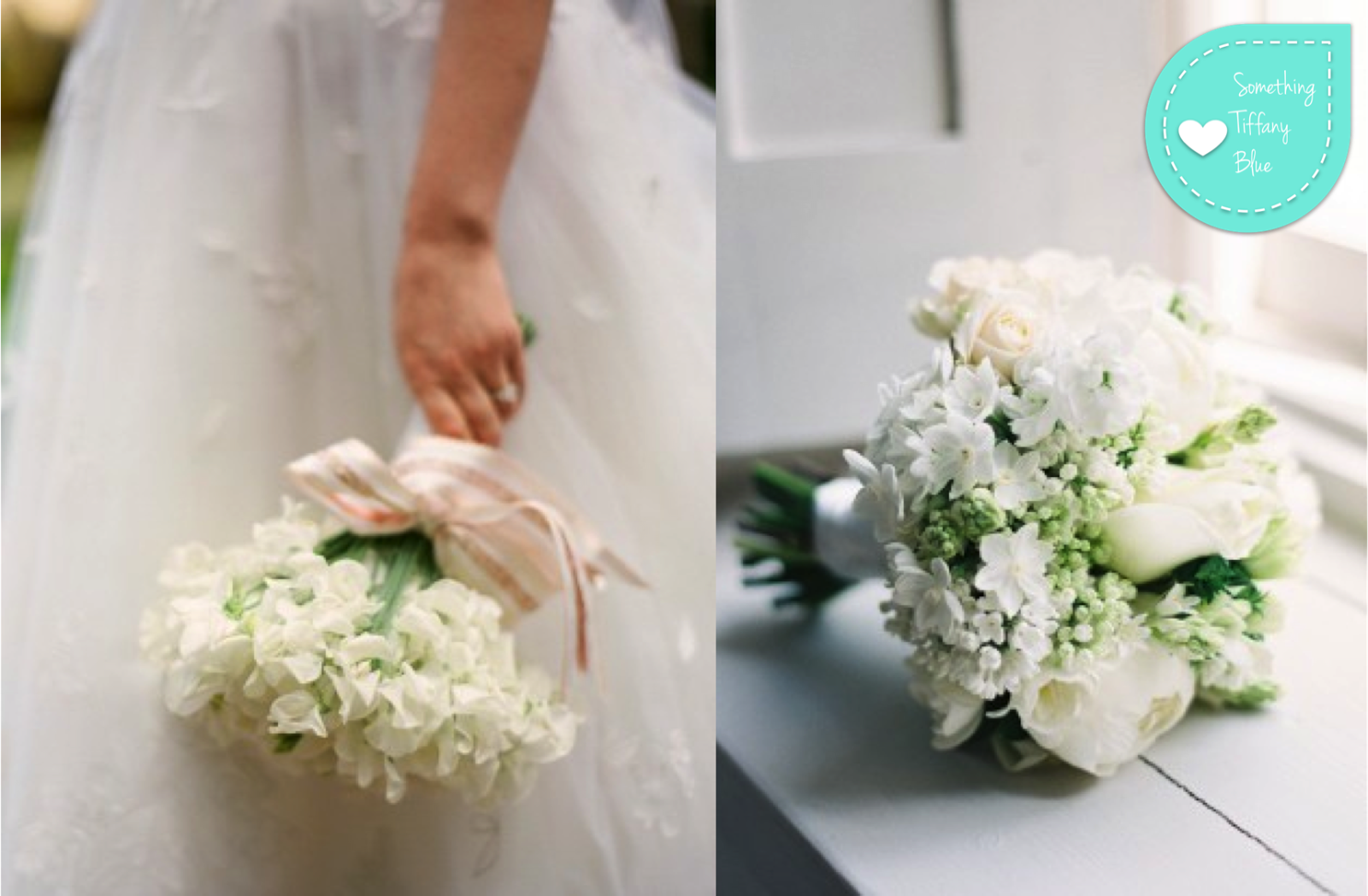Bouquet Sposa Tiffany.Bouquet Sposa 2014 Fiori Bianchi E Romanticismo Something