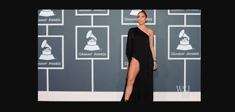 Jennifer Lopez Moda En Premios Grammy 2013
