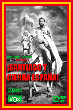el villano arrinconado, humor, chistes, reir, satira, Santiago Abascal, Vox
