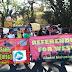 Foto : Aksi Demo Dan Pengkapan Mahasiswa Papua Di Malang