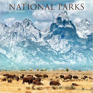 2017 National Parks Wall Calendar PDF