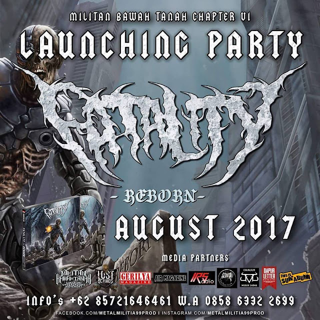 CD Review : Fatality - Reborn   album Review : Fatality - Reborn