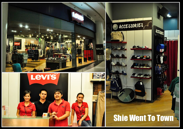LEVI'S OUTLET STORE IN ROBINSONS MANILA