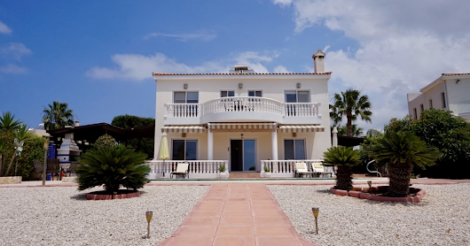 5 Bedroom Residence in Exclusive Location with Magnificent Sea & Rural Views, Agios Georgios - MLS 752