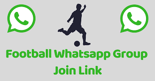 football whatsapp group Join links