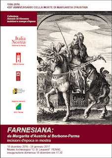 FARNESIANA: incisioni d'epoca in mostra