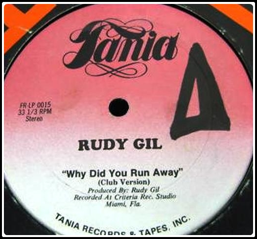 Freestyle Beat Rudy Gill Why Did You Run Away Vinyl 12 Maxi Single 1986