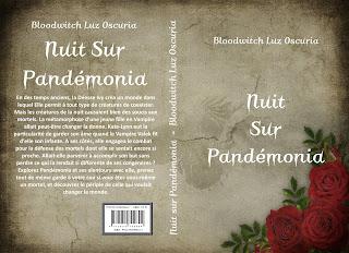 """""""Nuit sur Pandémonia"""", de Bloodwitch Luz Oscuria"""