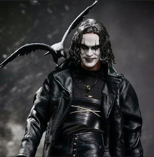 kisah cerita film the crow
