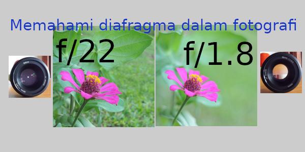 Memahami Diafragma Dalam Fotografi