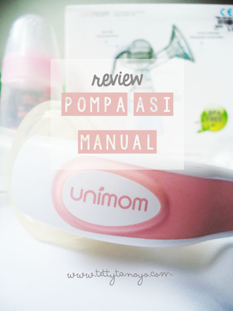review pompa asi manual unimom mezzo