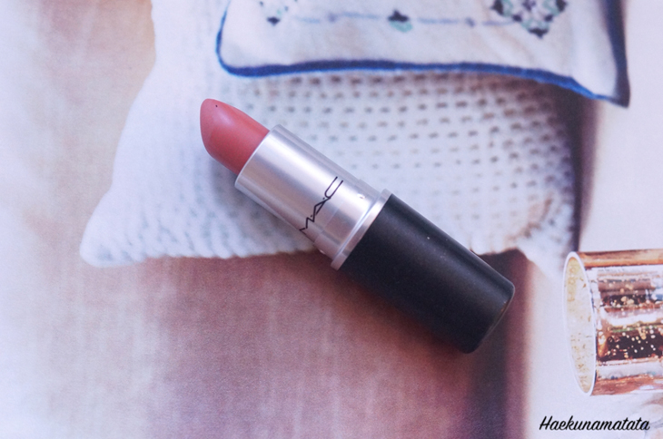 MLBB Lipstick: MAC Kinda Sexy Swatch, Review, and FOTD