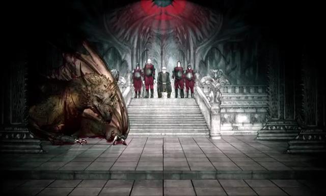 Aegon Targayren, Second of His Name - Game of Trones