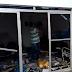 Quadrilha explode cofre de posto de combustíveis na Paraíba