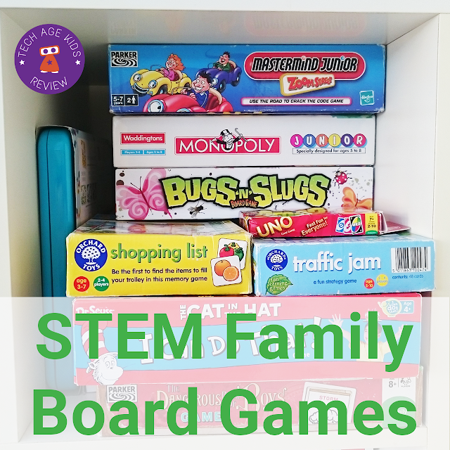 Board Games Kids Love To Play