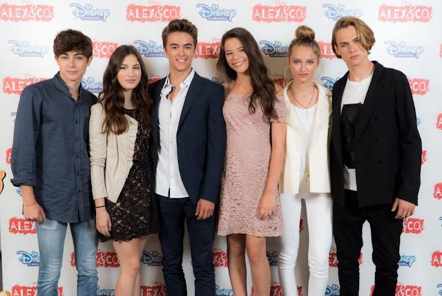 """Premiera trzeciego sezonu """"Alex i spółka"""" w Disney Channel"""