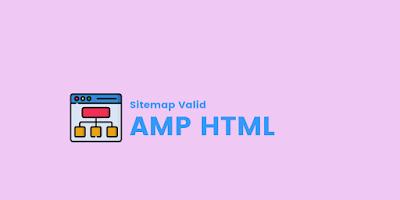 Membuat Sitemap Valid AMP HTML Multibahasa