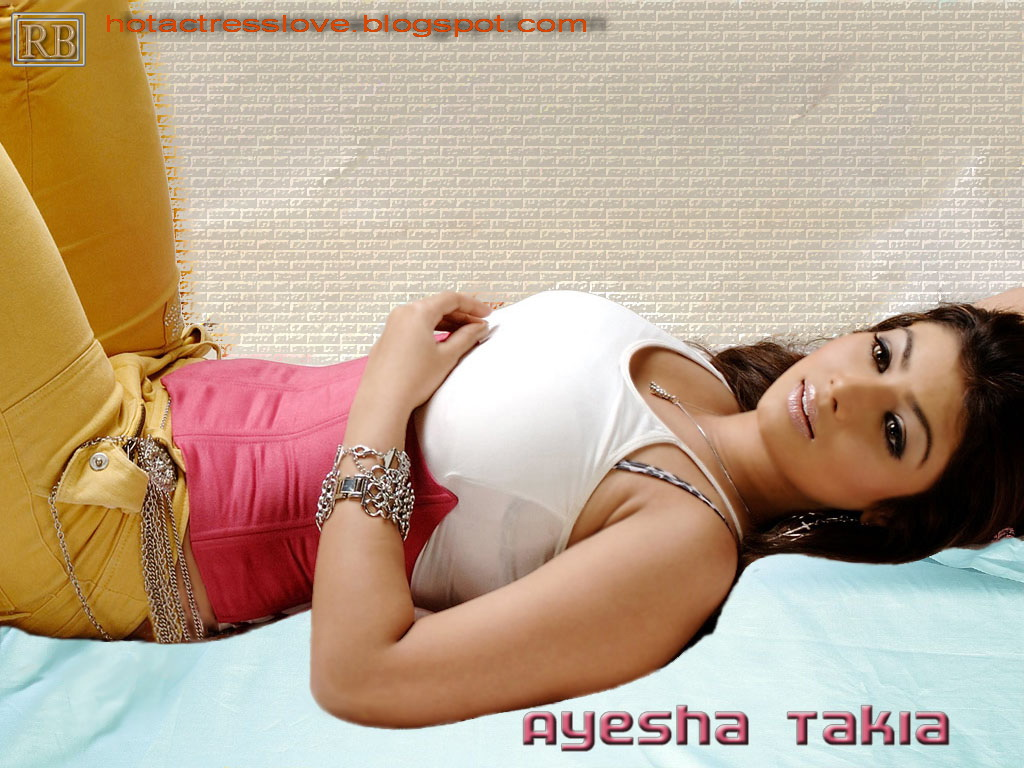 Hot And Sexy Images Of Ayesha Takia