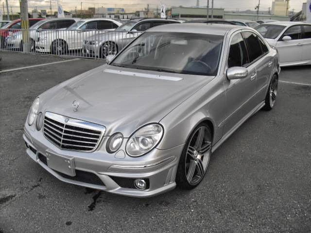 Mercedes W211 E240 Amg Look Benztuning