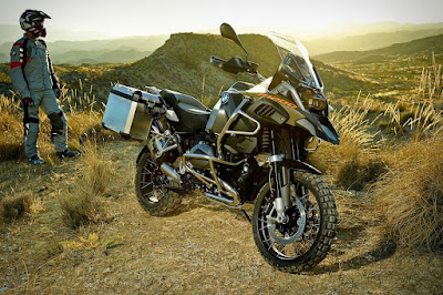 novità bmw gs 1200 adventure 2017