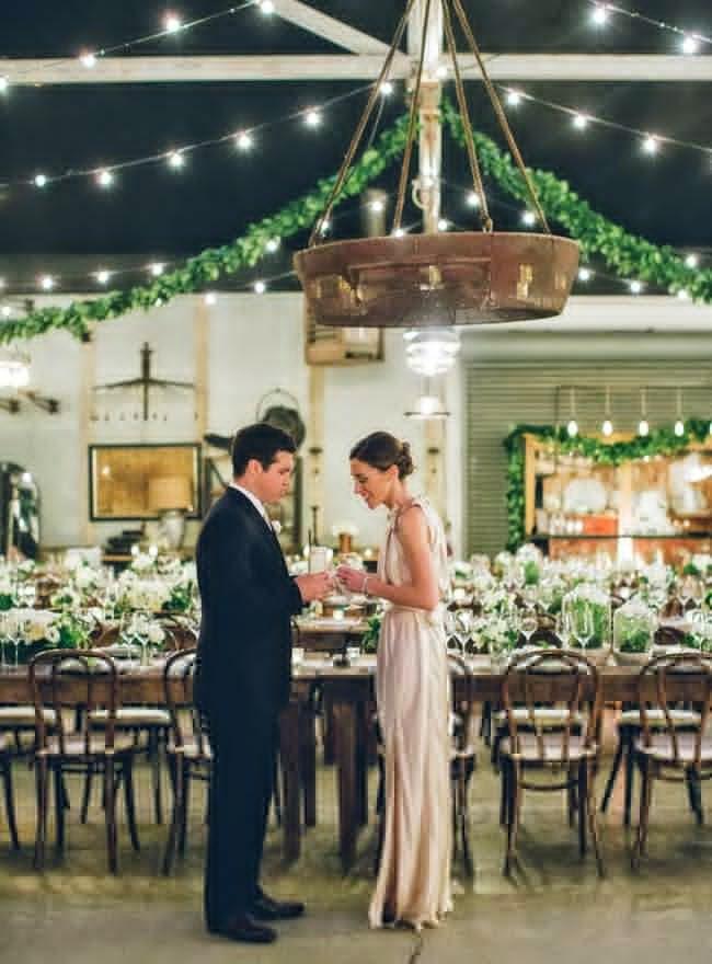 Industrial Warehouse Wedding Space • ashdownandbee com