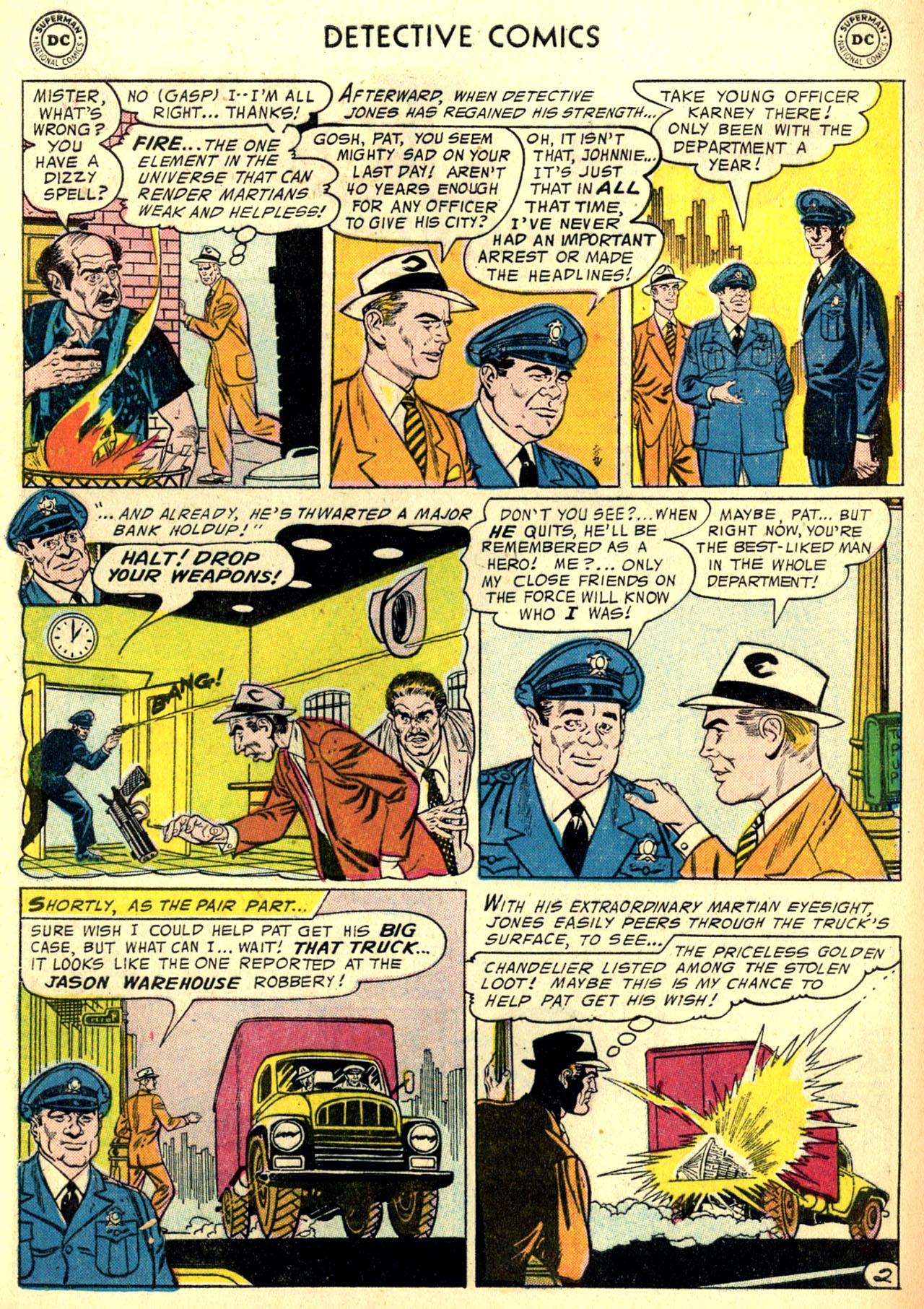 Read online Detective Comics (1937) comic -  Issue #240 - 27