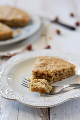 Creusois, gâteau aux noisettes