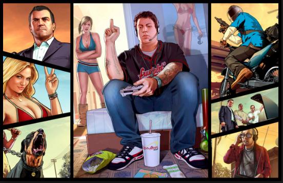 تحميل لعبه Grand Theft Auto: San Andreas مهكره اصدار 1.08 مع قائمه المودات