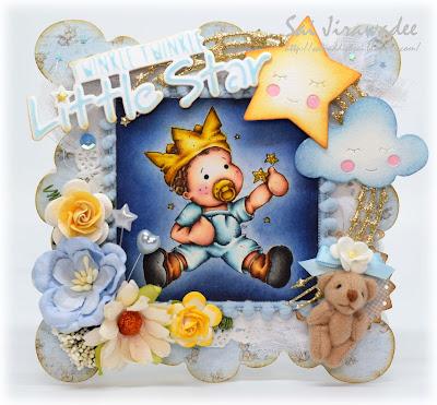 Magnolia Baby Boy Edwin Card