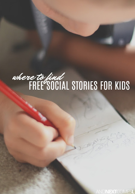 Where to find social stories for free