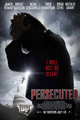 Persecuted (2014) Sinopsis