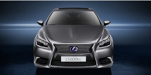 2016 Lexus LS 600h L  Design Review & Release
