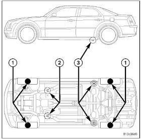 repair-manuals: Dodge Magnum LX Repair Manual