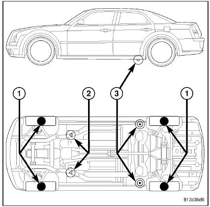 repair-manuals: Dodge Magnum LX Repair Manual