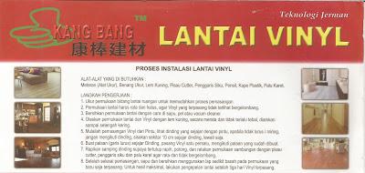 vinyl kangbang