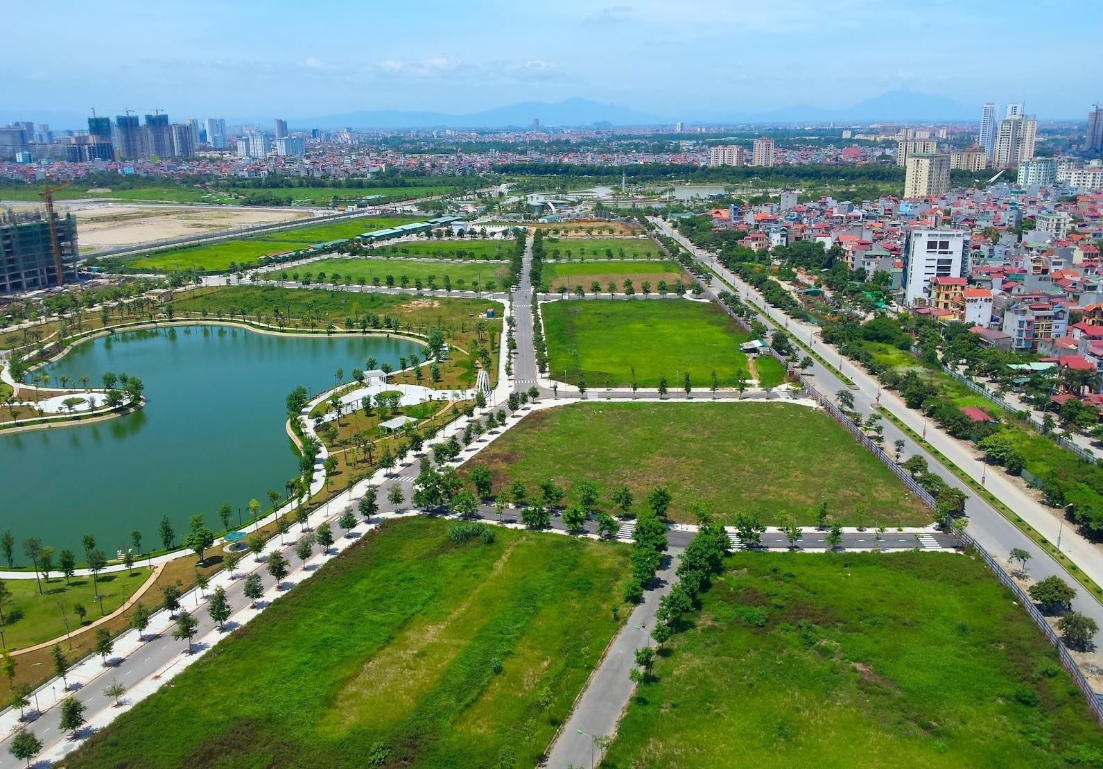 Ngoại Giao Đoàn là khu đô thị đáng sống hàng đầu Việt Nam.