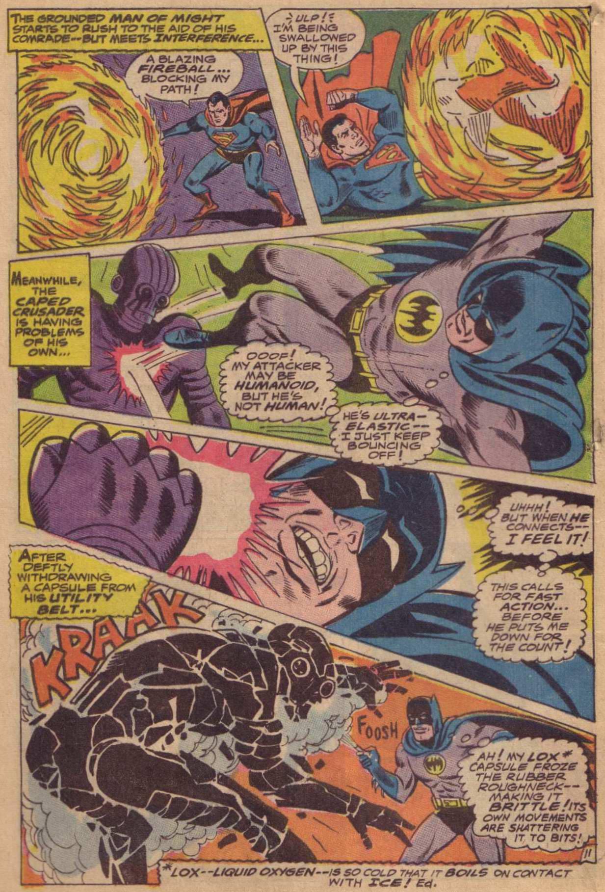Read online World's Finest Comics comic -  Issue #181 - 13