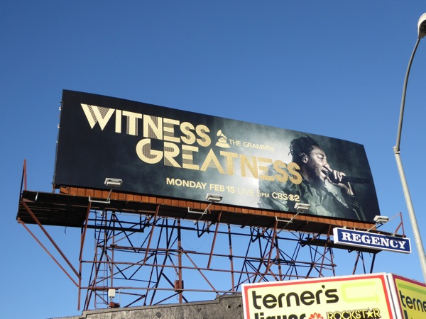 Kendrick Lamar Grammys Witness Greatness billboard