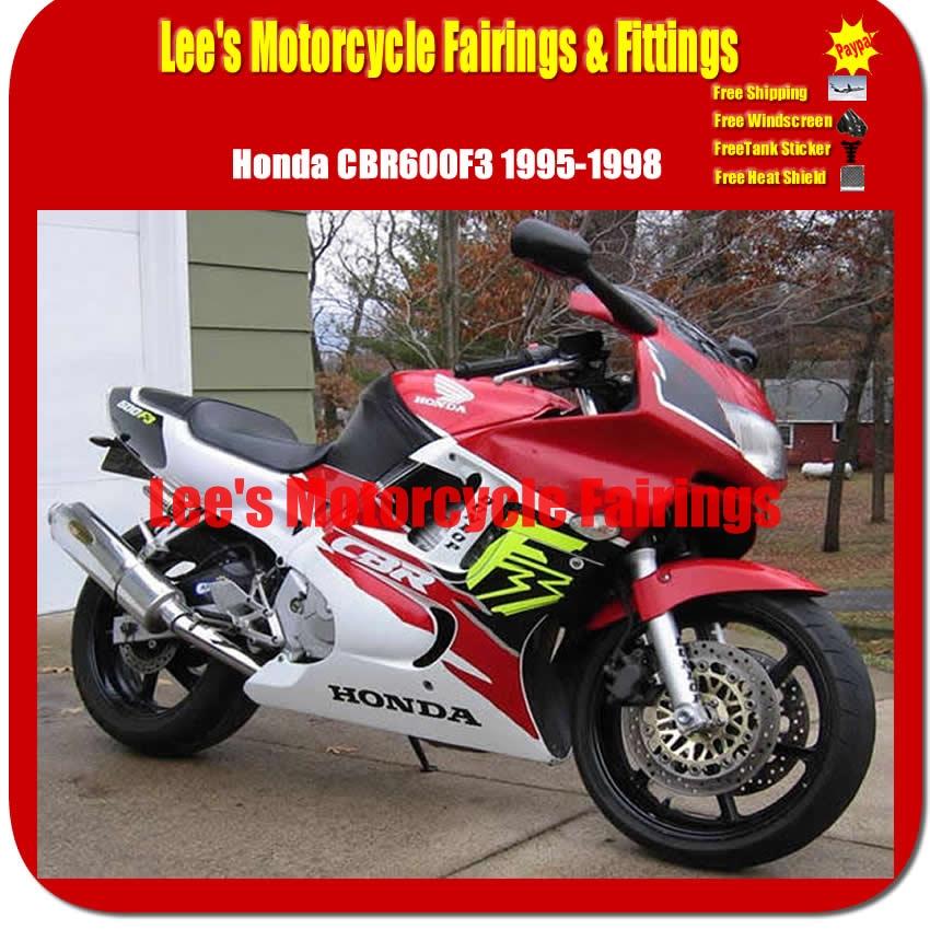 Honda Motorcycle Fairings Wholesale Honda Cbr600 F3 1995 1998