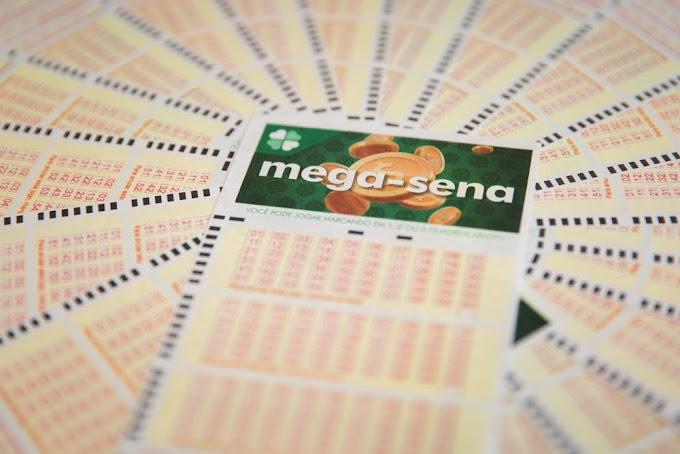 Prêmio da Mega-Sena acumulado é o 5° maior da história; sorteio será nesta quarta