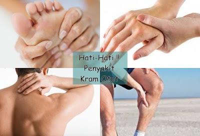 Pengobatan Untuk Mengatasi Kram Otot Secara Alami, Aman, Efektif Dan Cepat Sembuhkan Penyakit