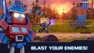 Angry Birds Transformers v1.32.4