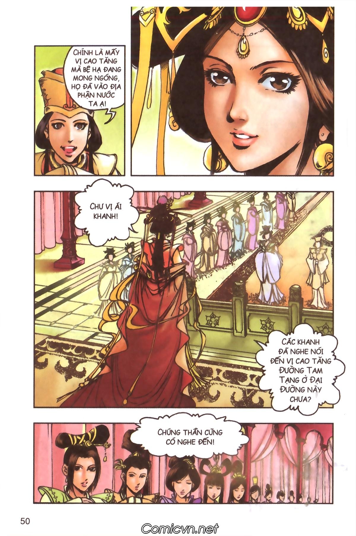 Tây Du Ký màu - Chapter 97 - Pic 20