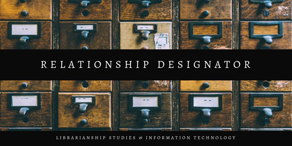 Relationship Designator