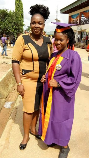 Woman Shares Touching Story As She Celebrates Her Housemaid Of 13 Years On Her Matriculation